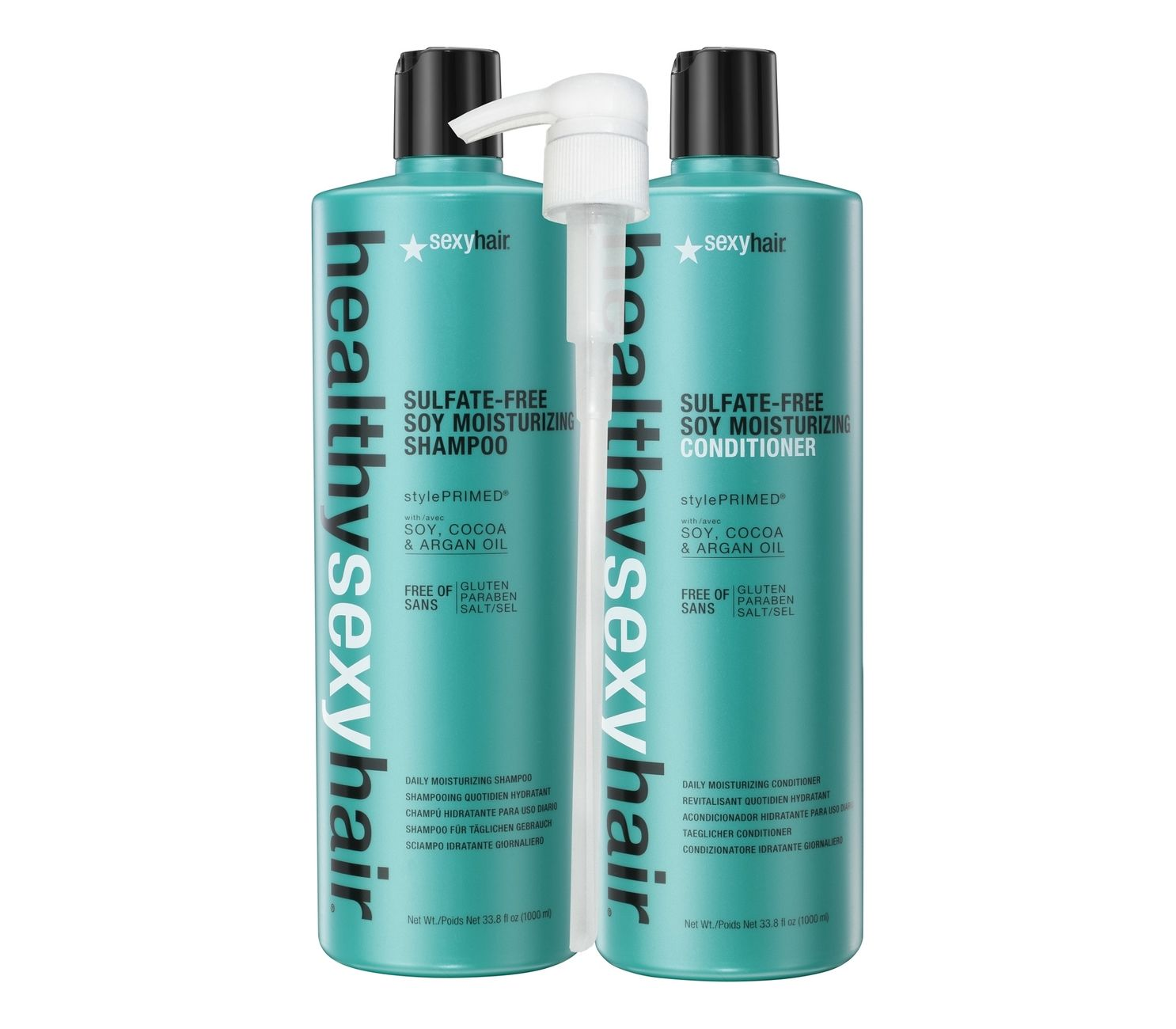 Buy healthy sexy hair chocolate soy milk shampoo