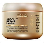 Маска для восстановления очень поврежденных волос L'Oreal Professionnel Absolut Repair Lipidium