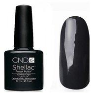 40549 Overtly Onyx Гель-лак Creative Shellac Темно-серый стальной